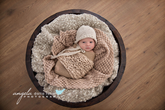 8-day-old baby boy | Perth Newborn Baby Photography by Angela Dalla Rosa Photography info@angeladallarosaphotography.com  Perth Newborn Photographer | Perth Family Photography | Angela Dalla Rosa Photography